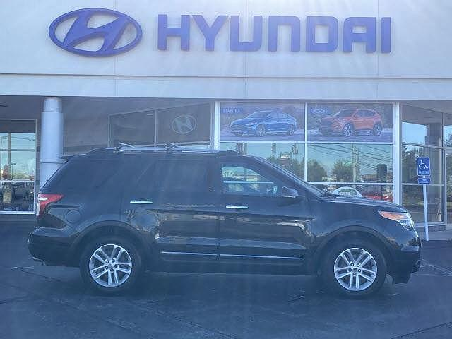 2013 Ford Explorer XLT for sale in Marion, OH