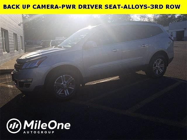 2017 Chevrolet Traverse LT for sale in Owings Mills, MD