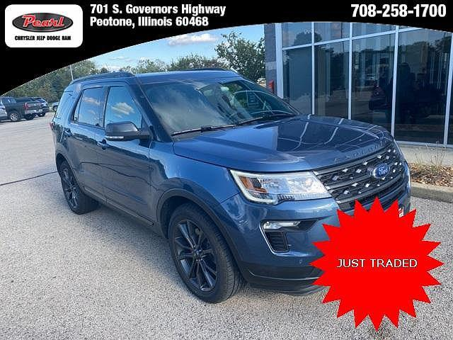 2018 Ford Explorer XLT for sale in Peotone, IL