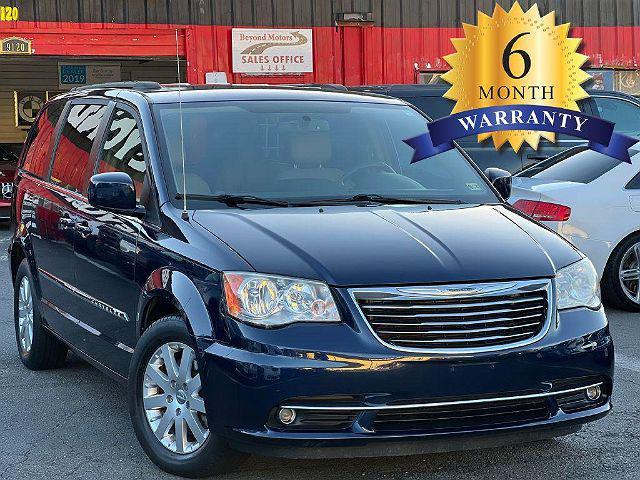 2013 Chrysler Town & Country Touring for sale in Manassas, VA