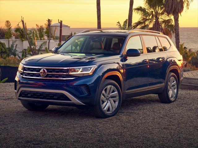 2022 Volkswagen Atlas 2.0T SE for sale in Springfield, VA