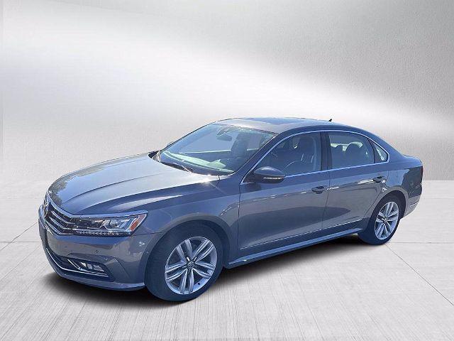 2017 Volkswagen Passat 1.8T SEL Premium for sale in Frederick, MD