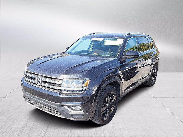 2019 Volkswagen Atlas 3.6L V6 SEL Premium for sale in Frederick, MD