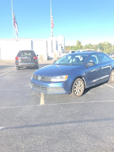 2015 Volkswagen Jetta Sedan 1.8T SE for sale in Salisbury, NC