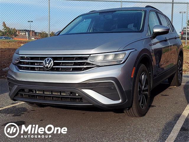 2022 Volkswagen Tiguan S for sale in Owings Mills, MD
