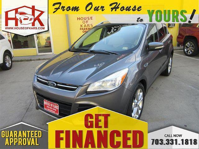 2014 Ford Escape Titanium for sale in Manassas, VA