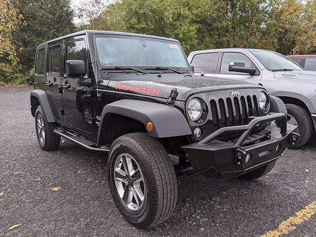 2015 Jeep Wrangler Unlimited Sport for sale in Fulton, NY