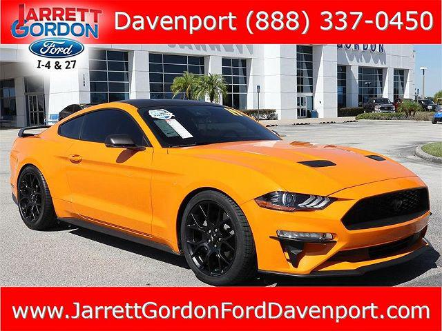 2019 Ford Mustang EcoBoost Premium for sale in Davenport, FL