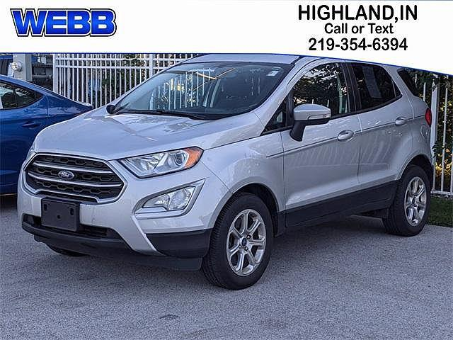 2018 Ford EcoSport SE for sale in Highland, IN