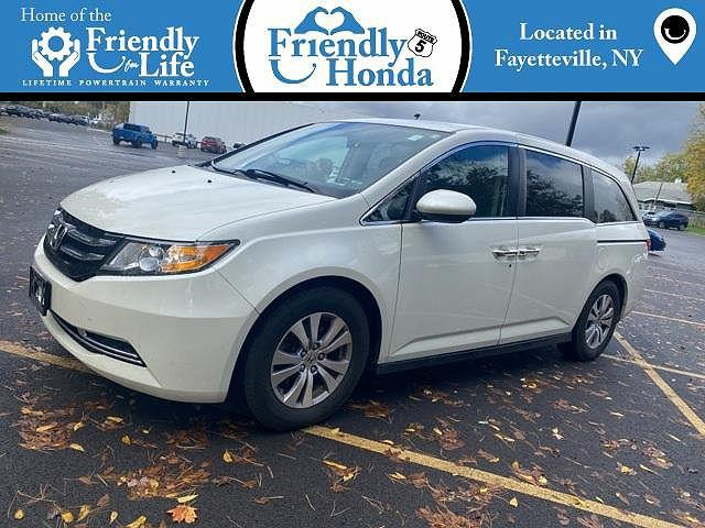2015 Honda Odyssey EX-L for sale in Fayetteville, NY
