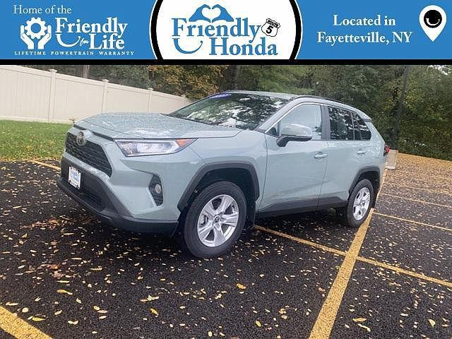 2021 Toyota RAV4 XLE for sale in Fayetteville, NY