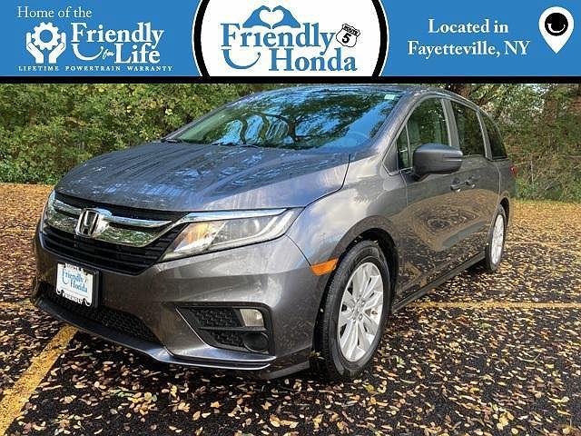 2018 Honda Odyssey LX for sale in Fayetteville, NY