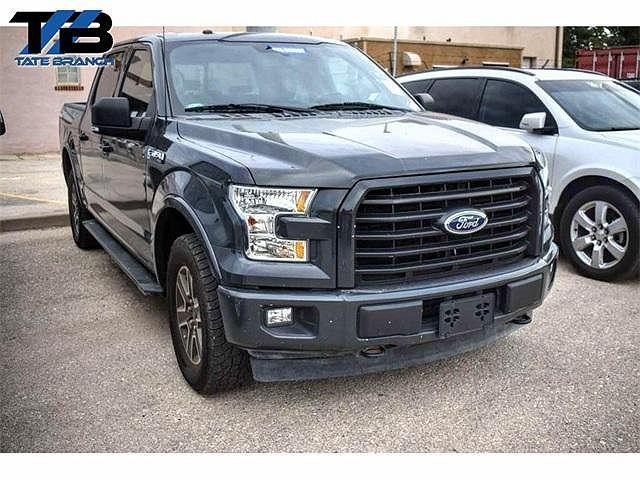 2017 Ford F-150 XLT for sale in Carlsbad, NM
