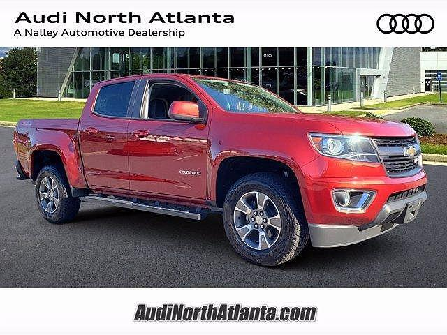 2016 Chevrolet Colorado for sale near Roswell, GA