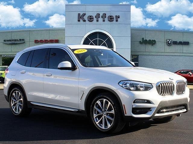 2019 BMW X3 sDrive30i for sale in Charlotte, NC