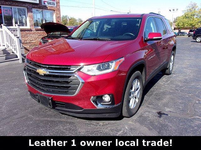 2019 Chevrolet Traverse LT Leather for sale in Bryan, OH