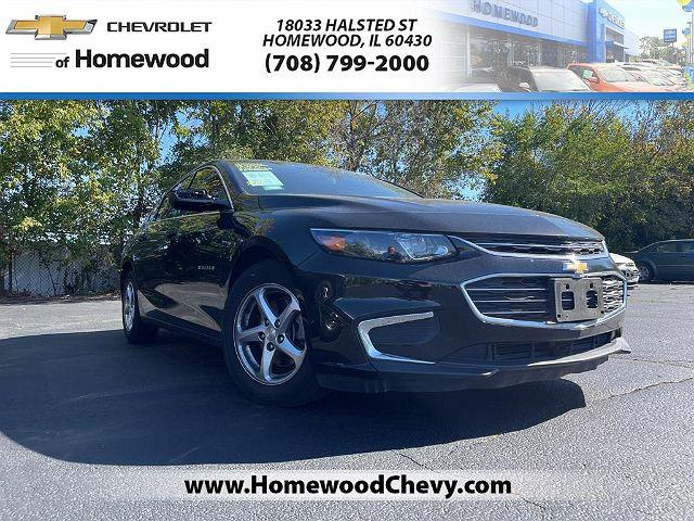 2018 Chevrolet Malibu LS for sale in Homewood, IL