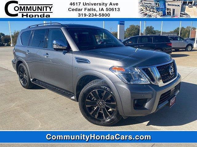 2020 Nissan Armada SV/SL/Platinum for sale in Cedar Falls, IA