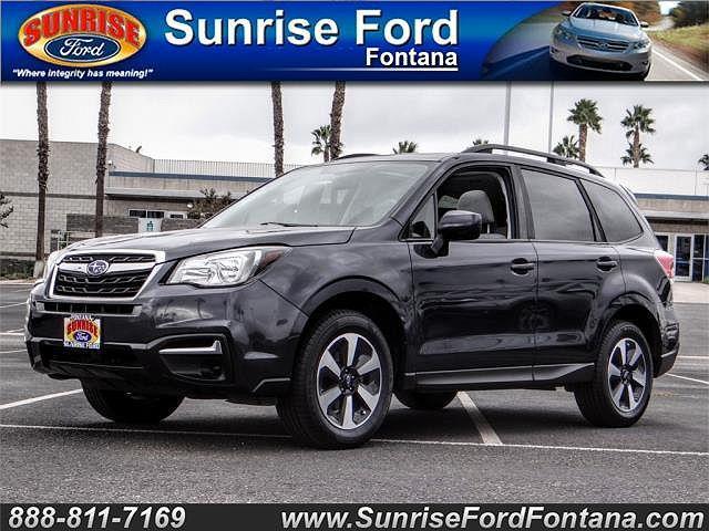 2018 Subaru Forester Premium for sale in Fontana, CA