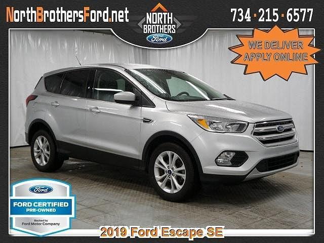 2019 Ford Escape SE for sale in Westland, MI