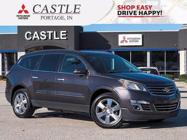 2014 Chevrolet Traverse LTZ for sale in Portage, IN