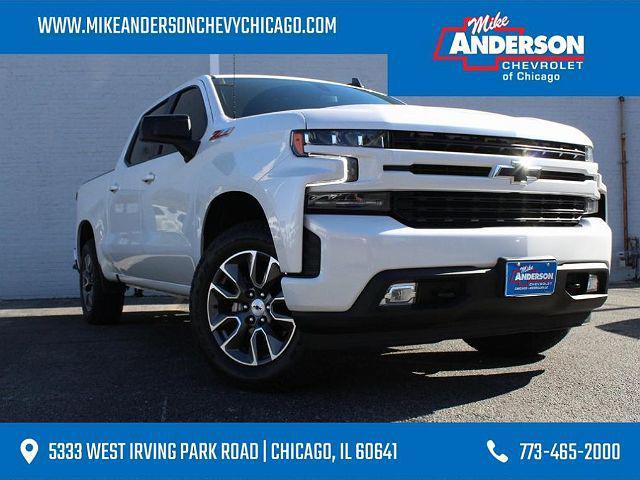 2021 Chevrolet Silverado 1500 RST for sale in Chicago, IL
