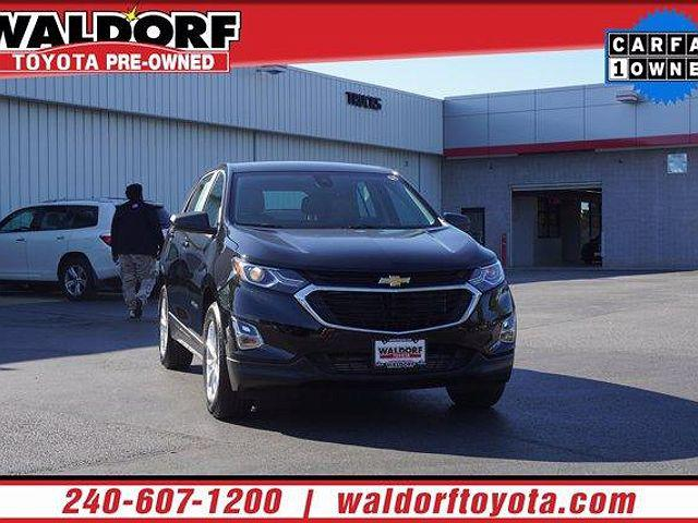 2020 Chevrolet Equinox LS for sale in Waldorf, MD