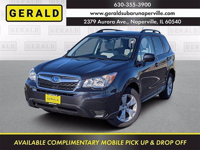 2015 Subaru Forester 2.5i Premium for sale in Naperville, IL