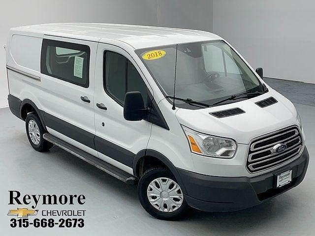 """2018 Ford Transit Van T-250 130"""" Low Rf 9000 GVWR Sliding RH Dr for sale in Central Square, NY"""