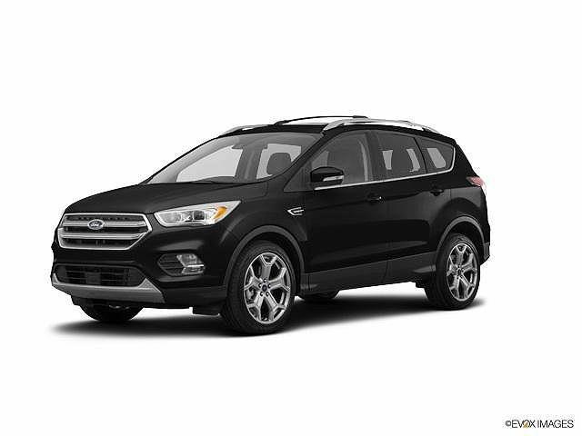 2017 Ford Escape Titanium for sale in Janesville, WI
