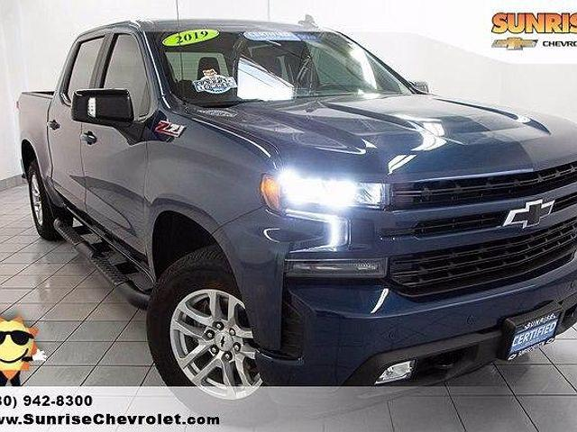 2019 Chevrolet Silverado 1500 RST for sale in Glendale Heights, IL