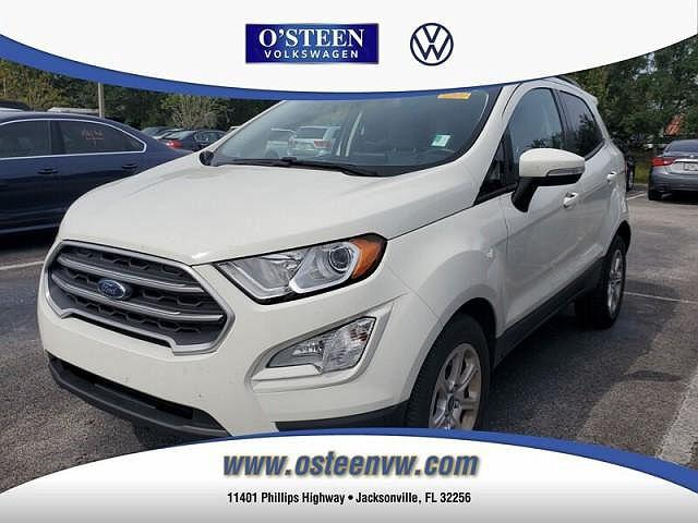 2020 Ford EcoSport SE for sale in Jacksonville, FL