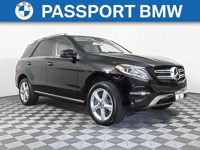 2018 Mercedes-Benz GLE GLE 350 for sale in Marlow Heights, MD