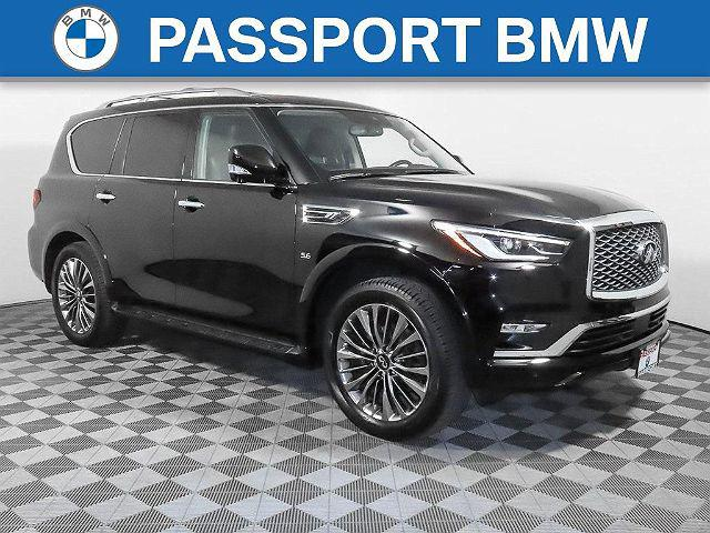 2019 INFINITI QX80 LUXE for sale in Marlow Heights, MD