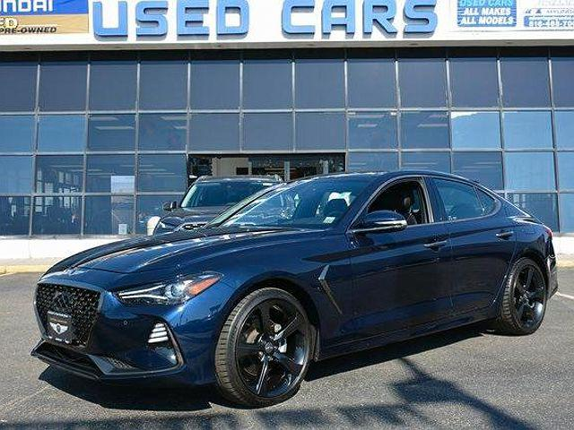 2019 Genesis G70 2.0T Advanced for sale in Hicksville, NY