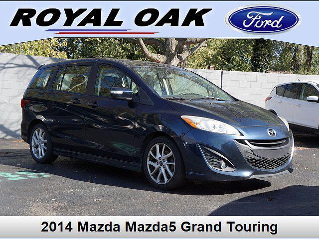 2014 Mazda Mazda5 Grand Touring for sale in Royal Oak, MI