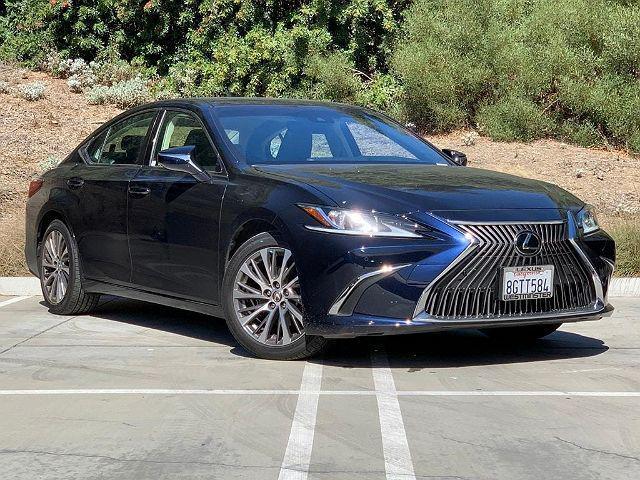 2019 Lexus ES ES 350 for sale in Mission Viejo, CA