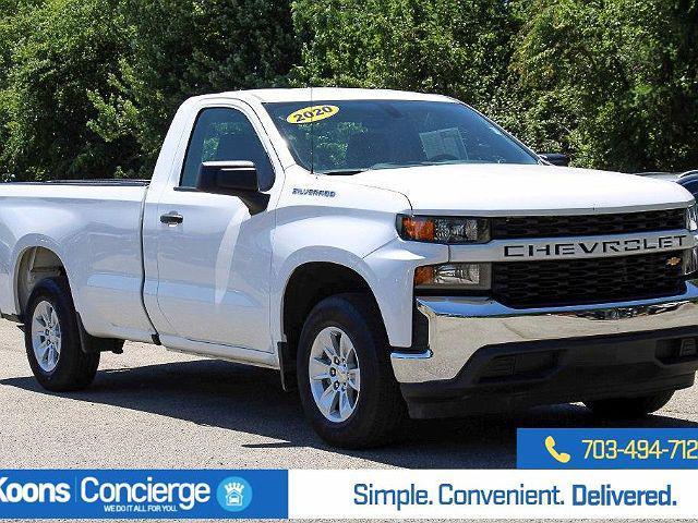 2020 Chevrolet Silverado 1500 Work Truck for sale in Woodbridge, VA