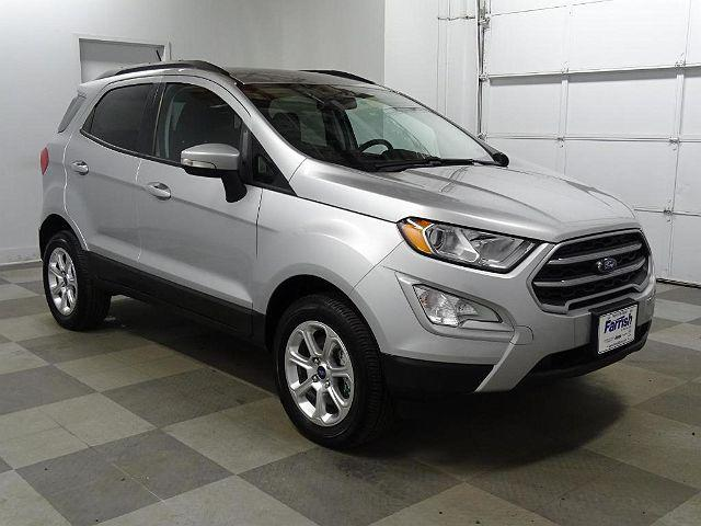 2020 Ford EcoSport SE for sale in Fairfax, VA