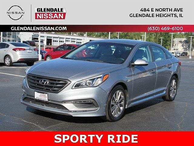 2015 Hyundai Sonata 2.4L Sport for sale in Glendale Heights, IL