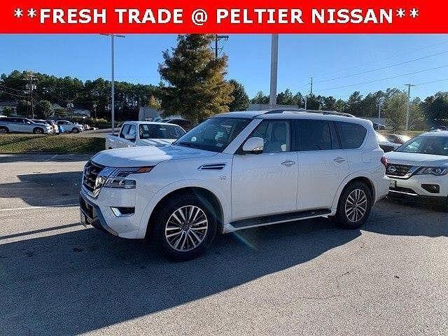 2021 Nissan Armada SL for sale in Tyler, TX