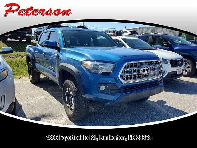 2016 Toyota Tacoma TRD Off Road for sale in Lumberton, NC