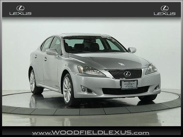 2009 Lexus IS 250 4dr Sport Sdn Auto AWD for sale in Schaumburg, IL