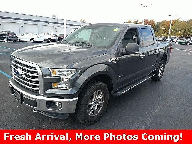 2016 Ford F-150 XLT for sale in Brunswick, OH