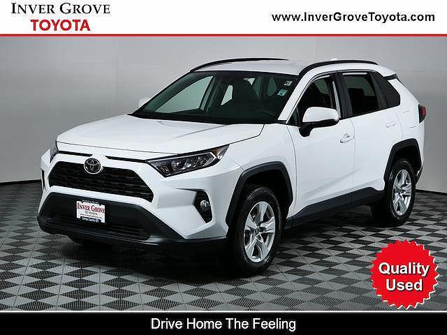 2021 Toyota RAV4 XLE for sale in Inver Grove Heights, MN