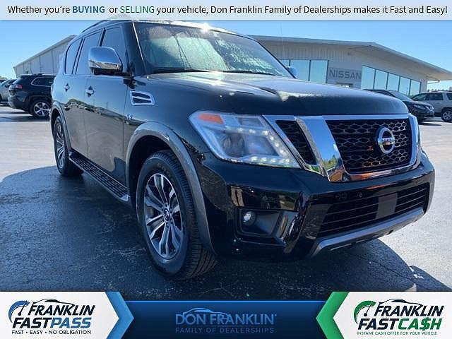2019 Nissan Armada SL for sale in Somerset, KY