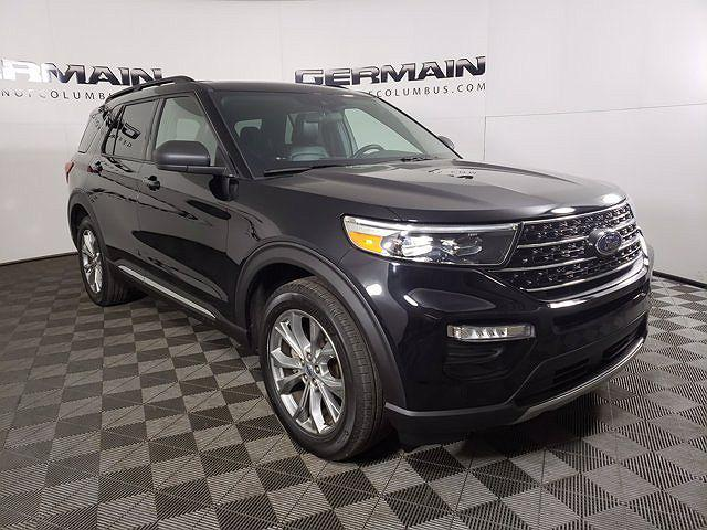 2020 Ford Explorer XLT for sale in Columbus, OH