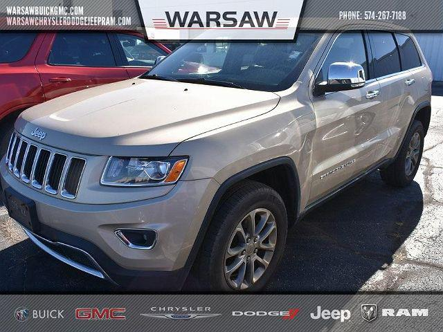 2015 Jeep Grand Cherokee Limited for sale in Warsaw, IN