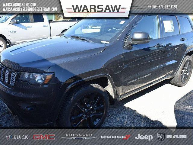 2017 Jeep Grand Cherokee Altitude for sale in Warsaw, IN