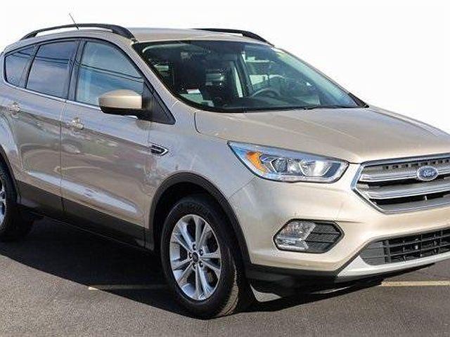 2017 Ford Escape SE for sale in Calumet City, IL